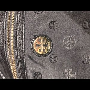Tory Burch Bags - Tory Burch ~ Pebble Leather Satchel ~ Like NEW